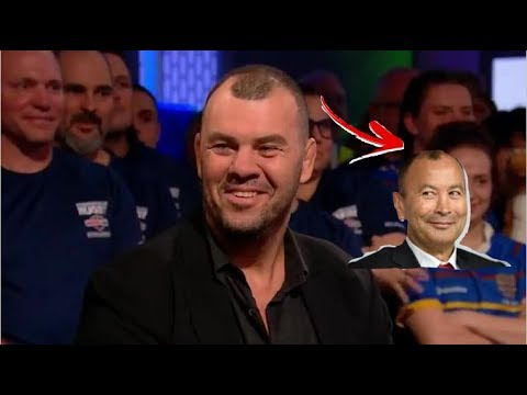 Michael Cheika reveals about his relationship with Eddie Jones