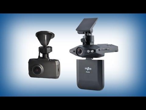 Обзор видеорегистраторов Gazer F121 и Gazer F525