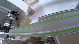Festool Video Contest 2015. How To Scribe Fillers With Track Saw And Mft 3