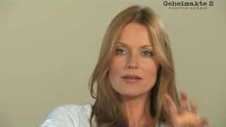 Geheimakte 2 Interview mit Esther Schweins