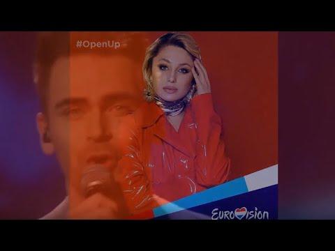 Наталья Гордиенко и Уку Сувисте победители в нац.отборах Молдовы и Эстонии на Евровидение 2020