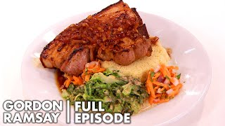 Amateur Cooks Attempt To Cook Pork | Culinary Genius Full Episode