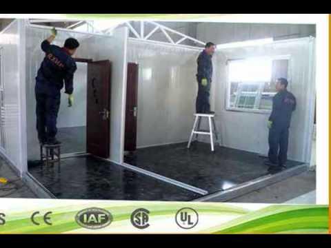 Modular prefab home kit price, low cost steel prefab house