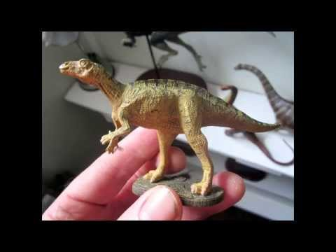 The Dinosaur and other Prehistoric Animal Figure Files 04 POST ARRIVES