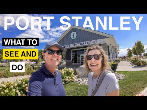 PORT STANLEY DAY TRIP FROM TORONTO 🇨🇦 [What To See] 2020