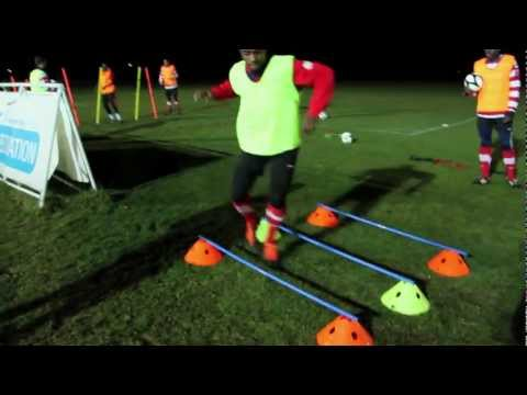Superdome Hurdles: Football Training Equipment | Diamond Football