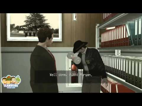 Hey Zach, Let's Play some Deadly Premonition!