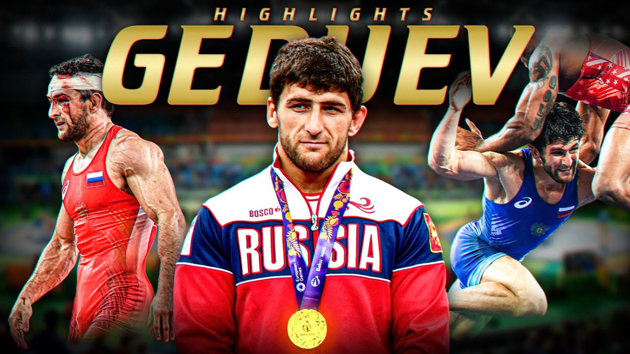 Aniuar Geduev Highlights 2020 | WRESTLING