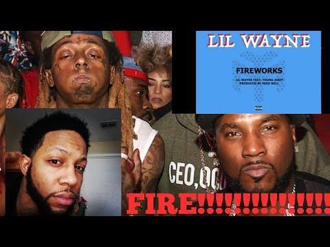 Lil Wayne - Fireworks ft. Jeezy Reaction/Review