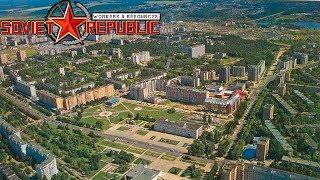 Workers & Resources Soviet Republic (стримчик)