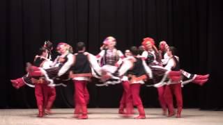 Народний самодіяльний ансамбль танцю «Наддністрянка»