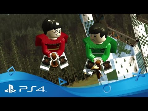 LEGO Harry Potter Collection | Launch Trailer | PS4 - YouTube