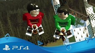 LEGO Harry Potter Collection | Launch Trailer | PS4