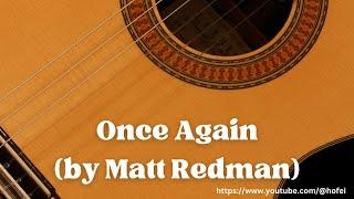 Once Again (Matt Redman) - Fingerstyle Guitar Hymn Tab