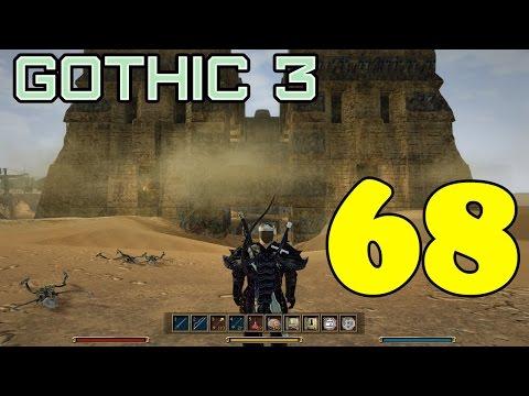 Gothic 3 #68 (Храм Аль-Шедима)