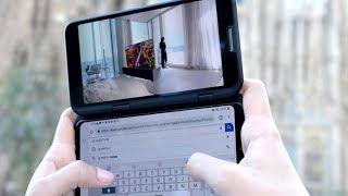 LG V50 ThinQ с двумя экранами – MWC 2019