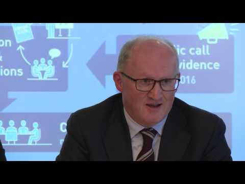 Central Bank Review of Mortgage Measures Press Conference Wednesday 23rd November 2016