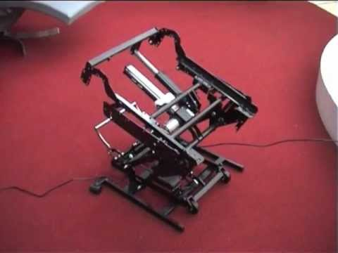 Lift Amp Relax Seating Mechanisms Youtube