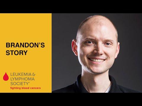 AML Cancer Survivor - Leukemia & Lymphoma Society - Brandon's Story