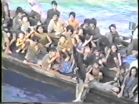 VIETNAMESE BOAT PEOPLE 2