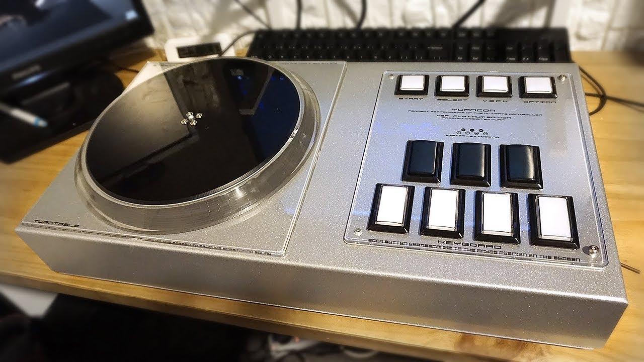 YuanCon Beatmania IIDX Controller Review