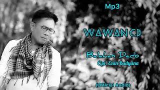 Mp3 Pop Minang - Balahan Dado - Vocal Wawan CD