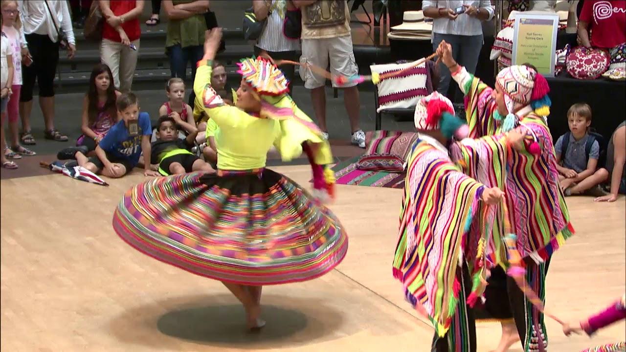 dance traditional oa