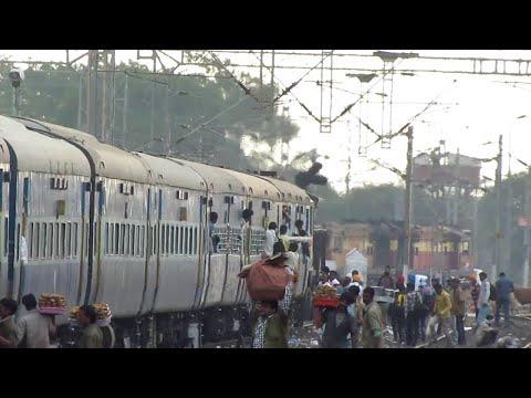 Karnataka vs Karnataka & Simultaneous Loco change - Indian Railways