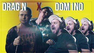 Иностранец реагирует на DragN Feat Dom1no 16 проблем