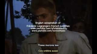 Dalida in 'Le sixième jour' by Youssef Chahine, English fansubs, 3-7