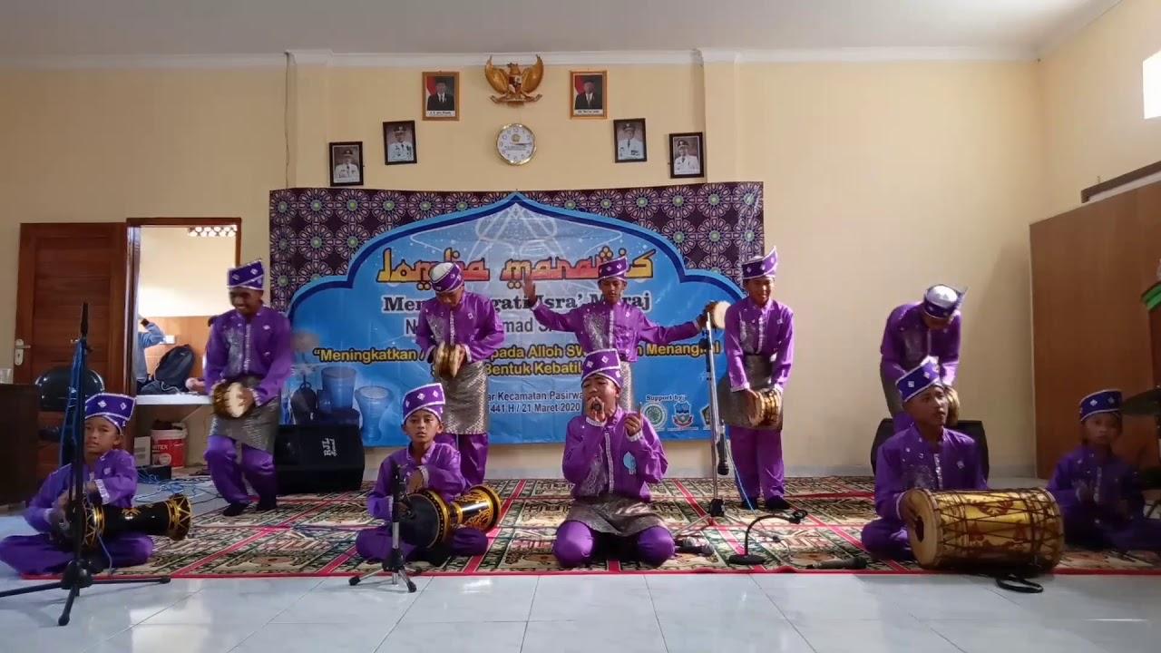 Festival Marawis Pasirwangi | HM Baitul Mu'minin Part 2