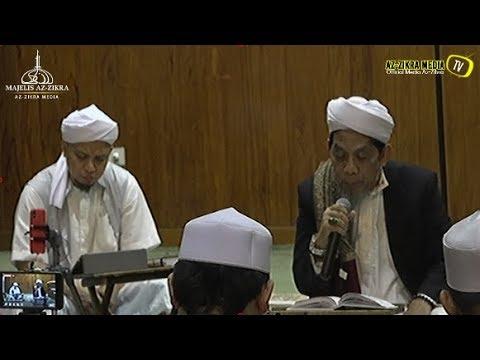 Halaqah Shubuh bersama KH. Taufiqurrahman di Masjid Azzikra Sentul, 31 Agustus 2018