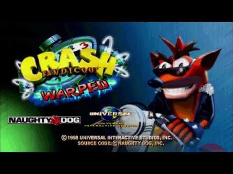CRASH BANDICOOT 3 - 105% MARATHON - Streaming Crash Games All Month - N.SANE TRILOGY HYPE - LIVE 🔴