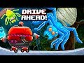 Хэллоуин Drive Ahead 24 БИТВА с ГИГАНТСКИМ ПАУКОМ Новый режим Hot Wheels Spider Park Attack от МК mp3
