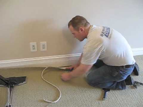 Carpet Stretching - Repairs - Cleaning by Service Doctor Northwest Indiana