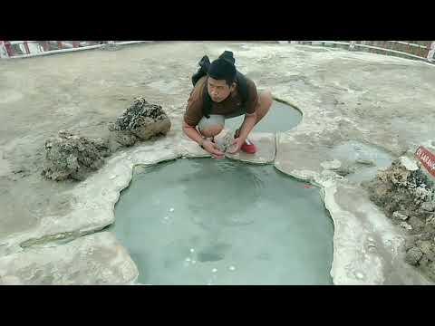 wow!!!-ada-air-blerang-di-tengah2-persawahan,-wisata-alam-gunung-peyek