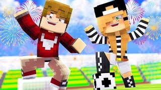 The Parkside Games! - Parkside University THE MOVIE  (Minecraft Roleplay) Part 4