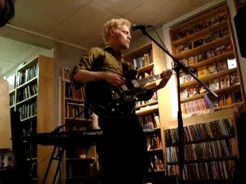 Gentleman Reg - Falling Back - Live at Soundscapes
