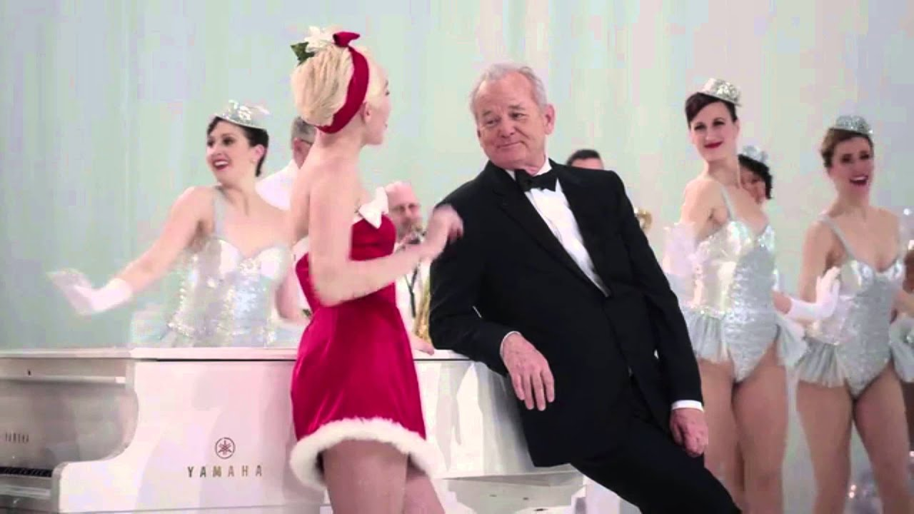 Let It Snow - Bill Murray, Miley Cyrus & George Clooney