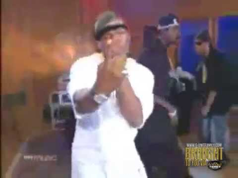 Young Buck ft . 50 Cent  - Footprints ( Live @ AOL Sessions 2004 )