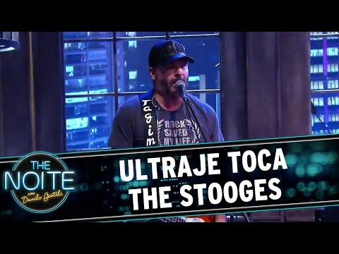 The Noite (01/12/15) - Ultraje Toca The Stooges