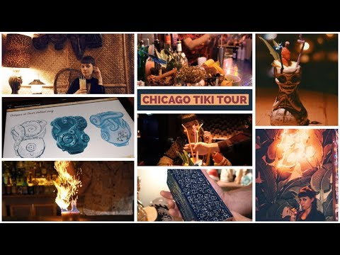 Chicago Tiki Tour: Holiday Edition!