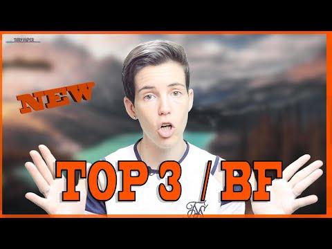 TOP 3 Bottom feeder / BF / vape