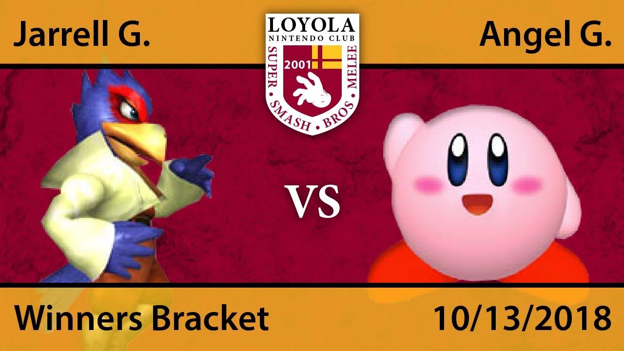 Download Jarrell G. (Falco) vs. Angel G. (Kirby, Link) | Winners Bracket