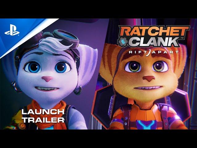 Ratchet & Clank: Rift Apart - Launch Trailer I PS5