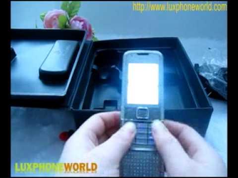 Nokia 8800 - Gold Nokia 8800 Sapphire Arte - Diamond Nokia 8800