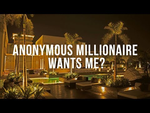 Once In A Lifetime Opportunity? | Anonymous Millionaire