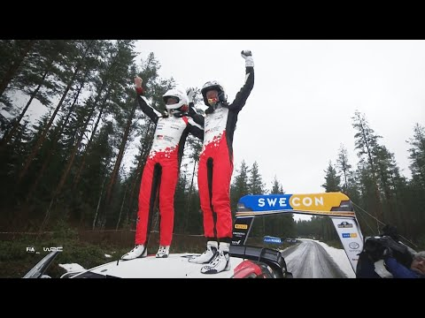 Rally Sweden CHAMPION - Elfyn Evans