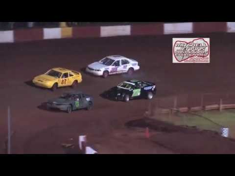 Dixie Speedway Stinger Championship 04/08/2017