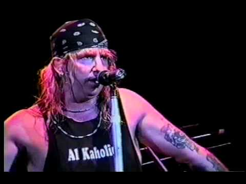 Great White - House Of Broken Love - Live